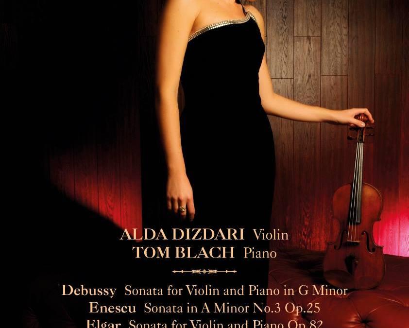 Alda Dizdari to perform at Cadogan Hall in London on 7th May 2019