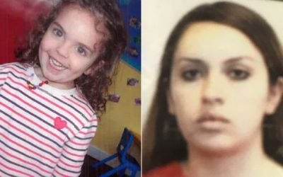 Missing Albanian woman and two-year-old daughter 'found safe and well'
