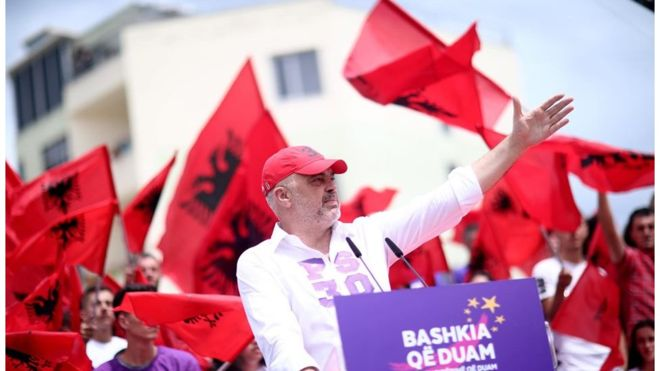 BBC: Albania set for tense local election stand-off today