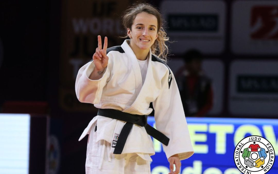 Photo of the day: Distria retains masters crown for Kosovo