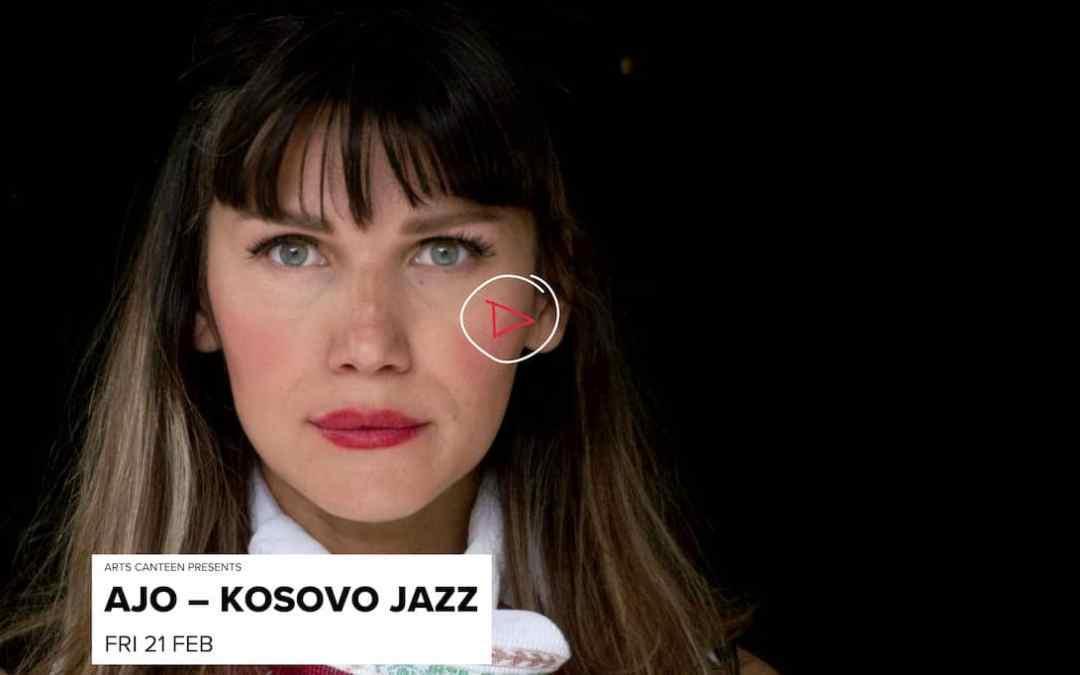 AJO – Kosovo Jazz concert on 21 February in London