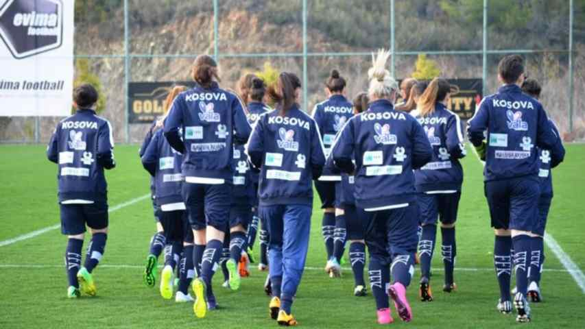 Kosovo women's football team