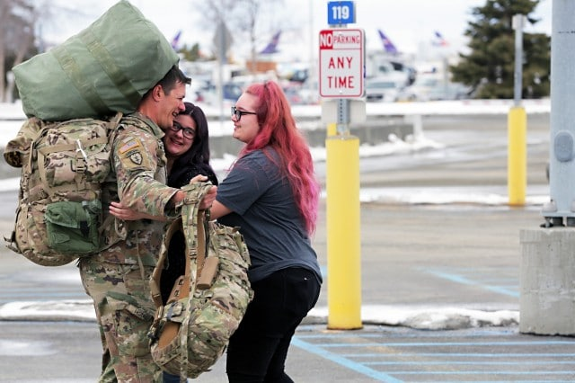 Alaska Army Guard's 1-297th Infantry returns from Kosovo