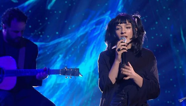 Gala Aliaj wins 'The Voice Kids' in Belgium