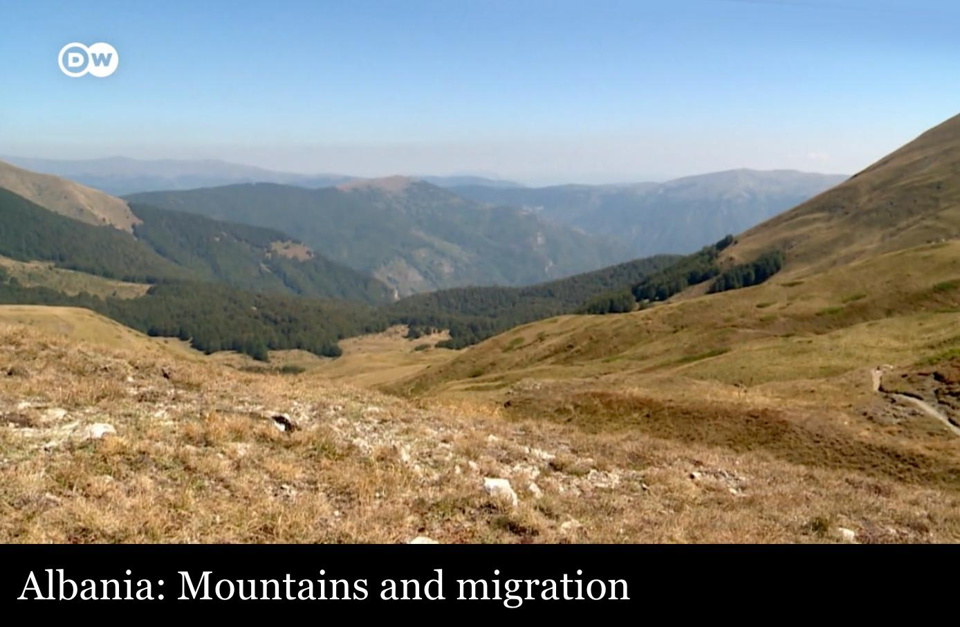 Albanian mountain dwellers can make now a better living with new ideas