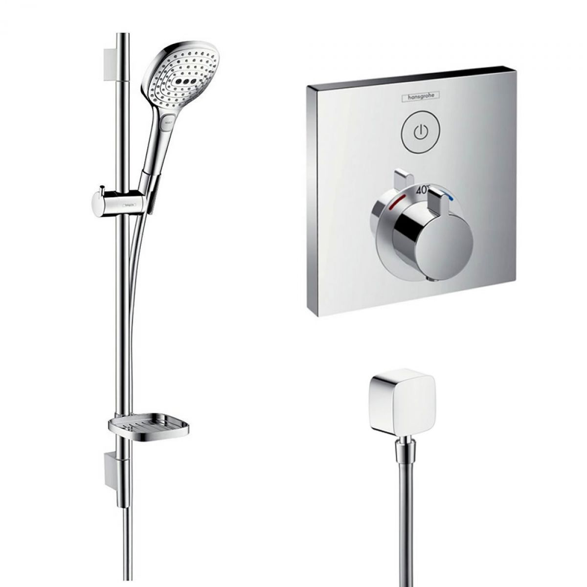 Hansgrohe Raindance Select System 2 Shower Kit