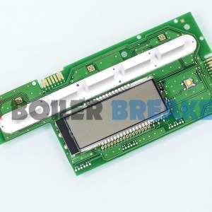 GlowWorm User Interface PCB 0020097299 GC47-019-10