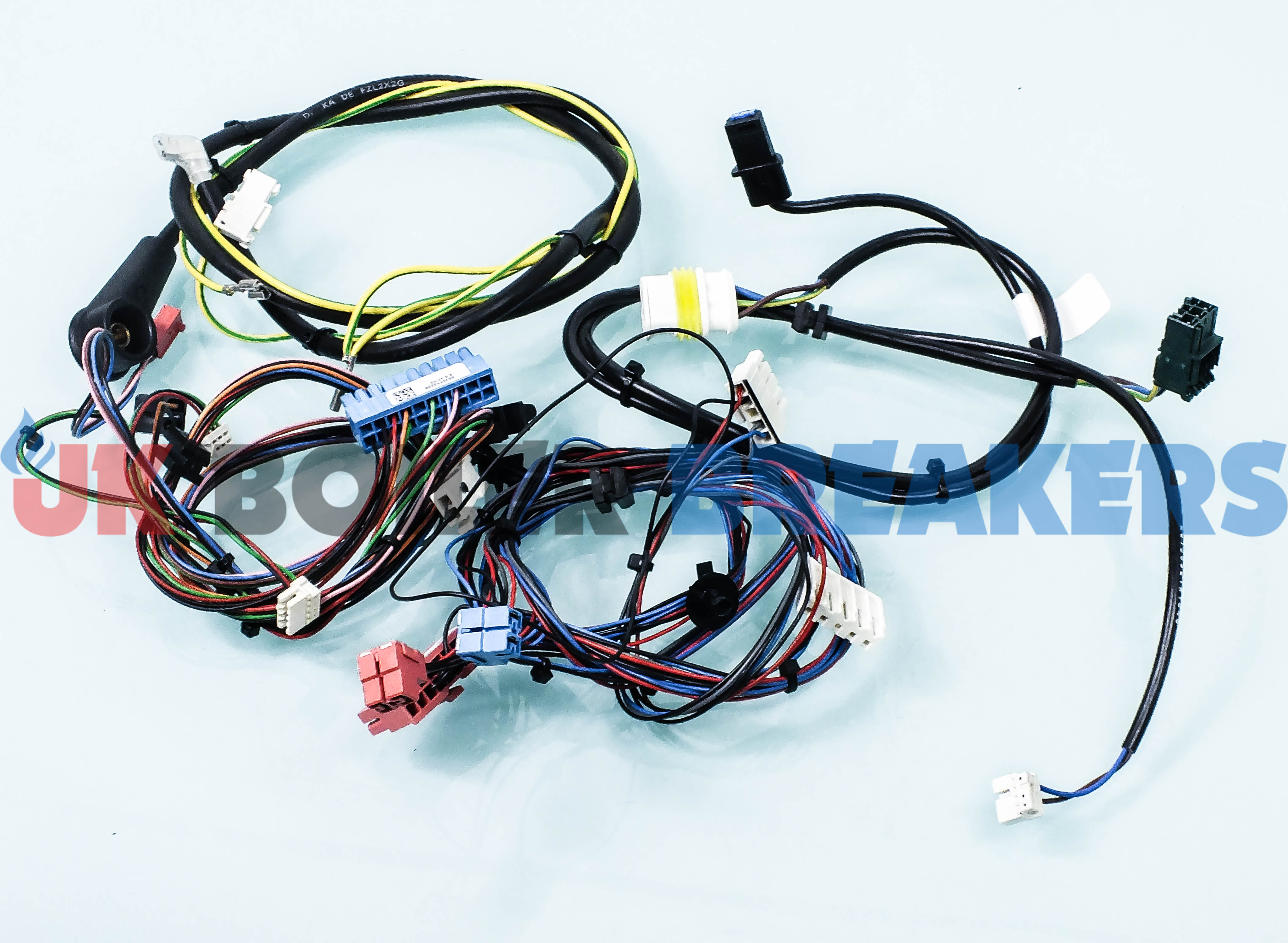 Vaillant Mixed Wires and Cable GC- 47-044-54 - UK BoilerBreakers
