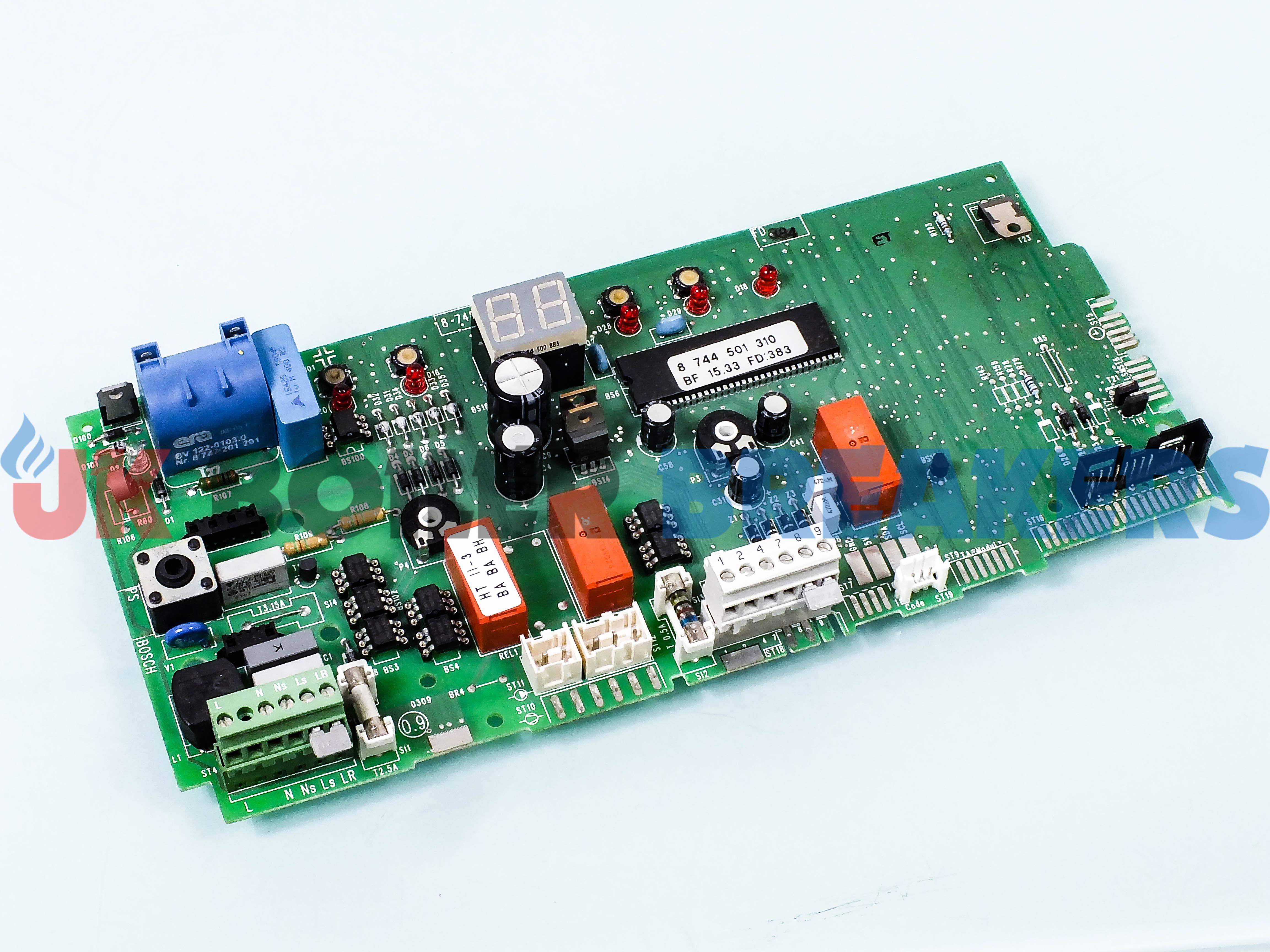 Worcester Printed Circuit Board 87483005120 Gc 47 311 73 Uk