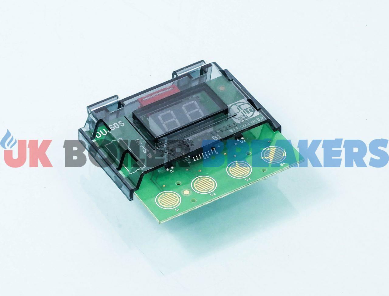 Baxi Display PCB S62739 GC- 47-075-74A