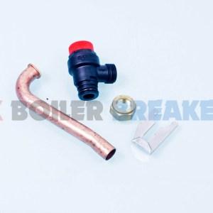 Ideal Pressure Relief Valve 176610 GC- 47-349-07