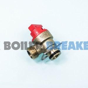 Vaillant Pressure Relief Valve 178985 GC- 47-044-74
