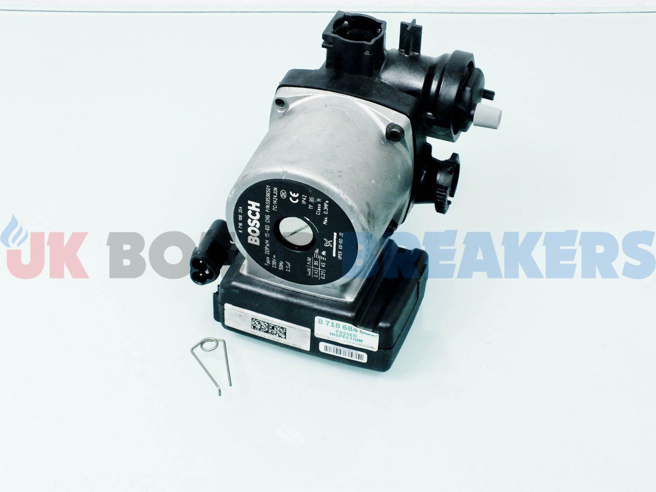 Worcester Pump 87161063540 GC- 47-406-12 1