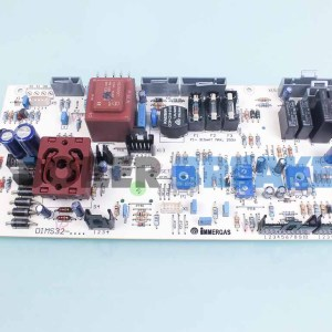 alpha 1.027959 printed circuit board