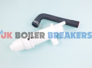 baxi 5118378 condensate body and tray drain pipe