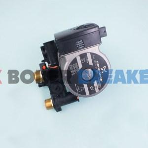 alpha 3.021702 pump & housing 1