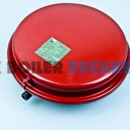 ideal 113205 expansion vessel 8litres 1