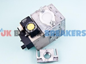 dungs 227801 mb-dle 412 b01 s20 multibloc gas valve 230v 1