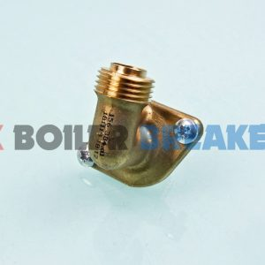 worcester 87161563840 connector dhw - out (uk) 1