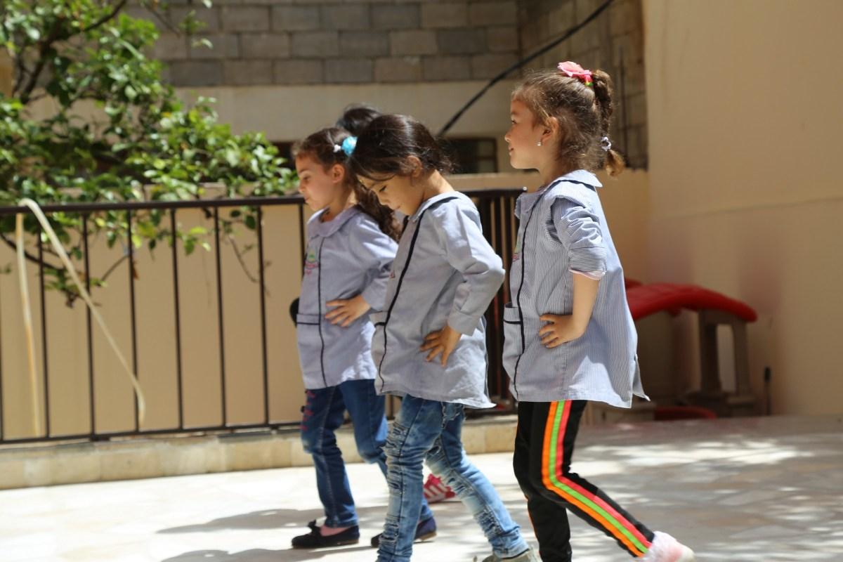 School Children sponsored by UK Care for Children