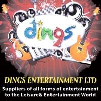Dings entertainment advert