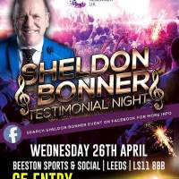 Sheldon Bonner Testimonial Night