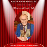 Grand Order of Water Rats 130th charity ball