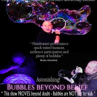 Believe-a-bubble