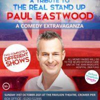 Paul Eastwood comedy