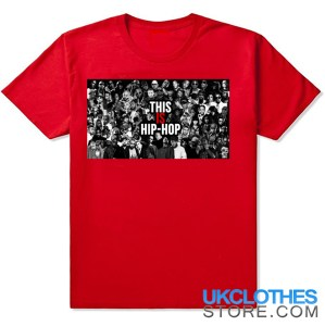 THIS IS HIP HOP RED