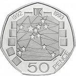 1992 / 1993 EC Presidency 50p