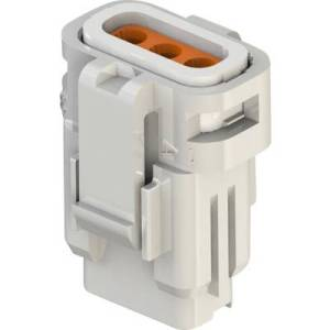 EDAC Socket enclosure - cable 560 Total number of pins 3 Contact spacing: 2.50 mm 560-003-000-211 1 pc(s)