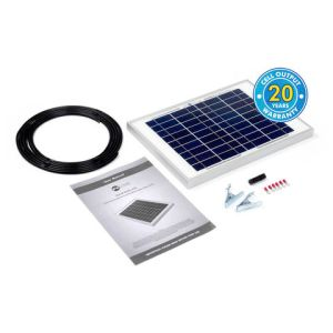 Solar Technology International PV Logic 10Wp Solar Panel Kit