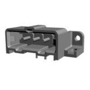 TE Connectivity Pin enclosure - PCB Metrimate Total number of pins 3 Contact spacing: 5 mm 207541-7 1 pc(s)