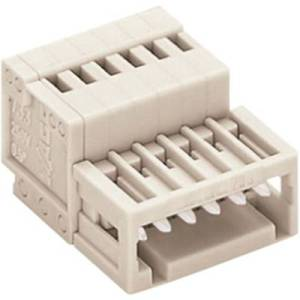 WAGO Pin enclosure - cable 733 Total number of pins 3 Contact spacing: 2.50 mm 733-203 1 pc(s)