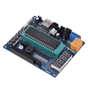 ZS5100 Development Board STC89C52 Control Chip 5V Output with USB Cable