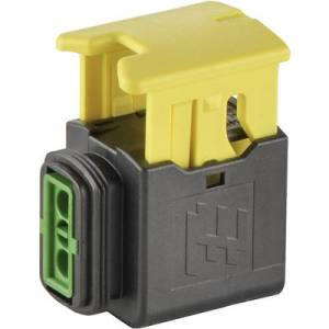 TE Connectivity Socket enclosure - cable HDSCS, MCP Total number of pins 2 4-1418448-2 1 pc(s)