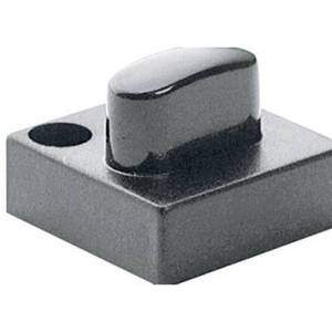 Marquardt 827.020.031 Sensor Cap Push button cap with oval actuator, division 16 mm Grey Compatible with (details) Serie