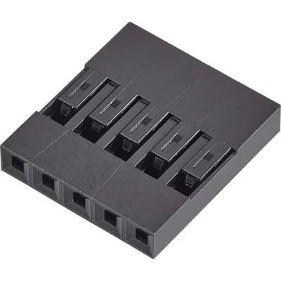 FCI Socket enclosure - cable Mini-PV Total number of pins 4 Contact spacing: 2.54 mm 65039-033ELF 1 pc(s)