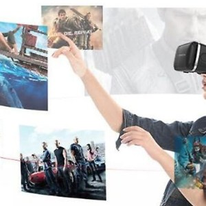 3D Virtual Reality Box Headset