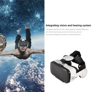 Bobo Z4 Virtual Reality BOX Immersive Headset Video 3D Glasses Goggles (As Is Item)