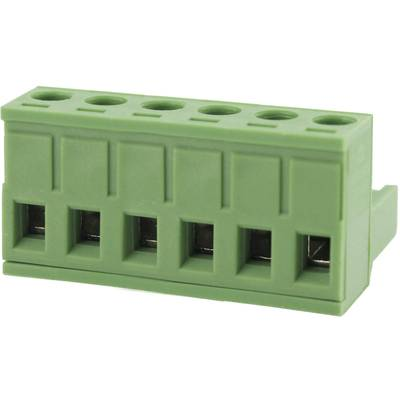 Degson Pin enclosure - cable Total number of pins 2 Contact spacing: 5.08 mm 2EDGK-5.08-02P-14-00AH 1 pc(s)