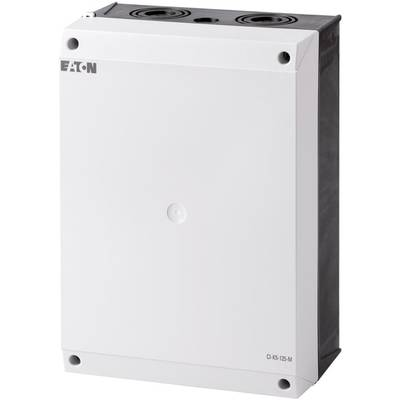 Enclosure for mounting plate (W x H x D) 200 x 280 x 125 mm Light grey (RAL 7035), Black (RAL 9005) Eaton CI-K5-125-M 1 pc(s)