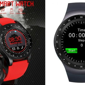 L9 Sport Smart Watch - 3 Colours