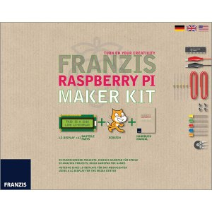 Franzis 65292 Raspberry Pi Maker Kit