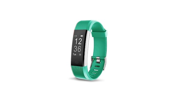 ID115 HR Plus Fitness Tracker Smart Watch - 5 Colours
