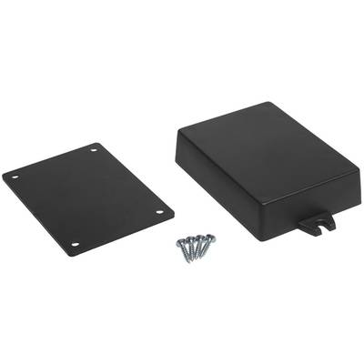 TRU COMPONENTS 4U32090702000 Universal enclosure 90 x 65 x 22 Black 1 pc(s)