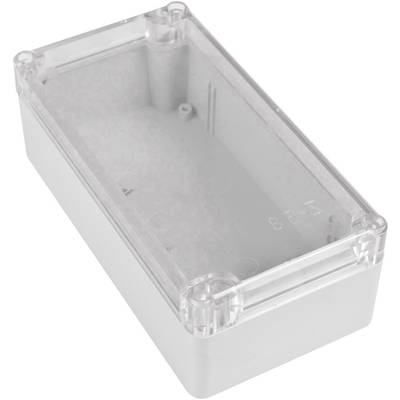 TRU COMPONENTS 4U63160806437 Universal enclosure 158 x 82 x 55 Grey 1 pc(s)