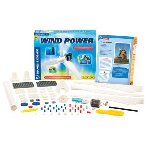 Thames & Kosmos 627928 - Wind Power Renewable Energy Science Kit V3.0