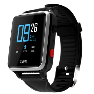 CPR Guardian II GPS Smart Watch for Adults